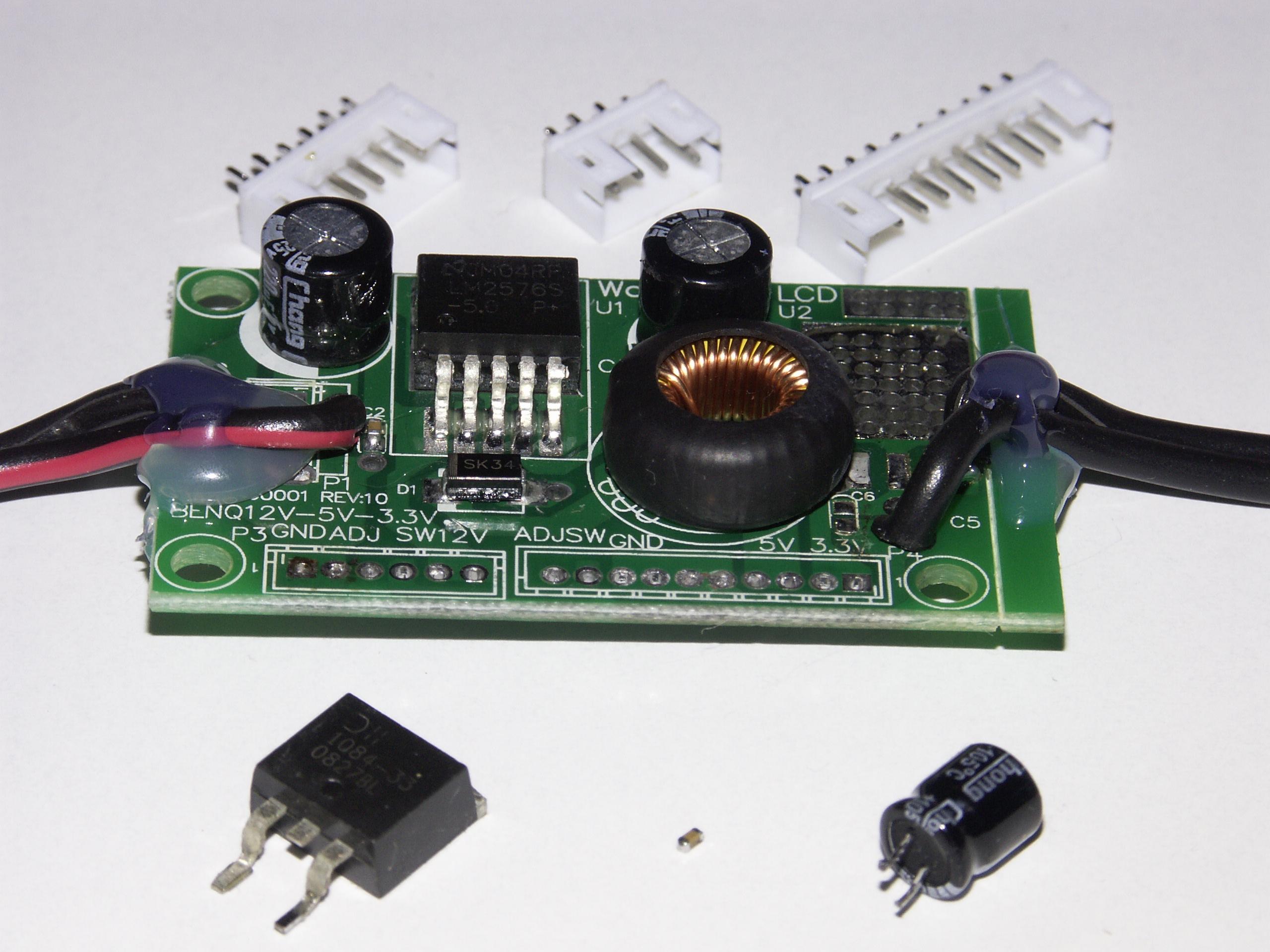 Benq Switching Power Supply