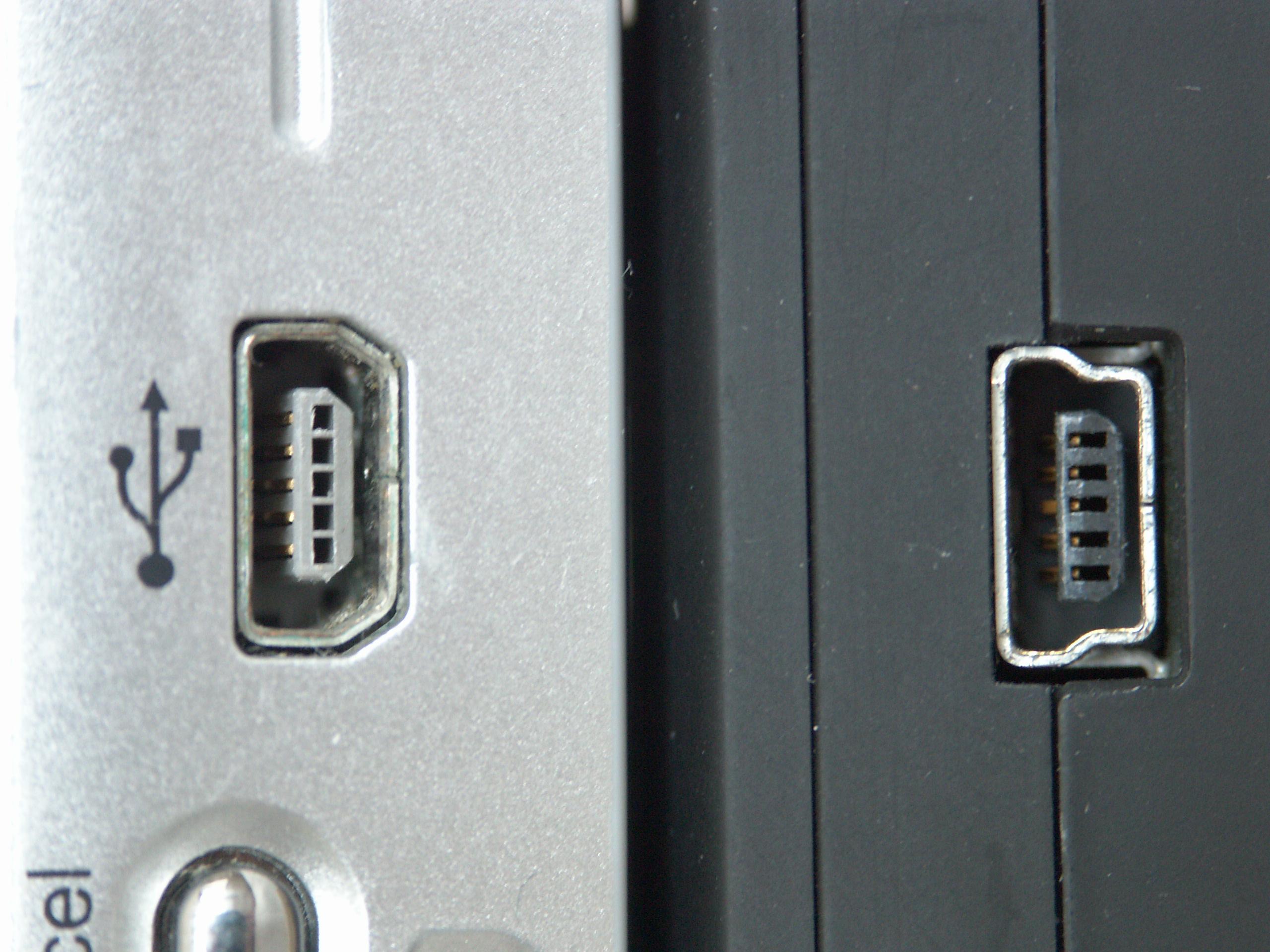 Usb mini connectors usb mini b receptacle sciox Image collections